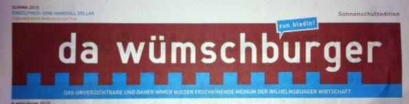 Wümschburger Zeitung