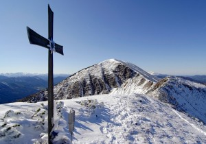 Foto Göller Gipfel Winter