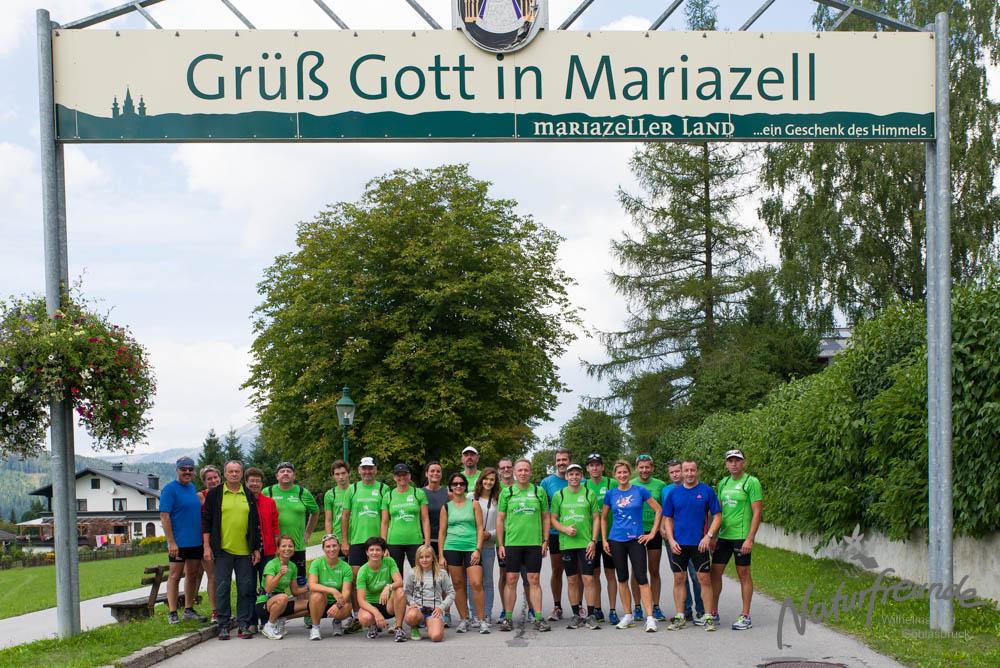 VERANSTALTUNGSHINWEIS:  Wallfahrtslauf Mariazell