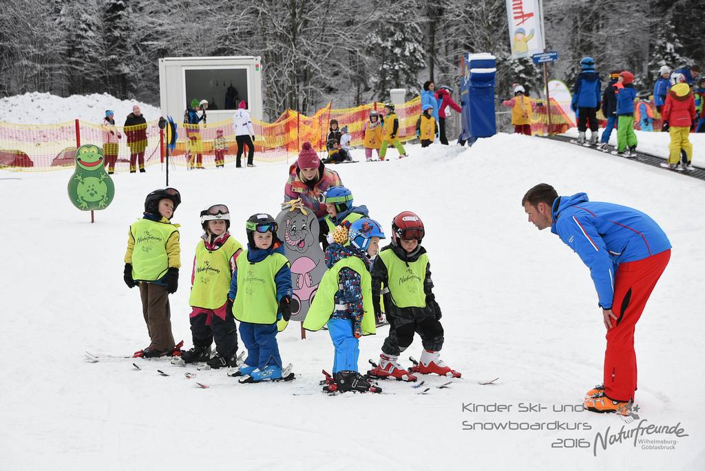 Alle Infos Kinderschi- u. Snowboardkurs 2018