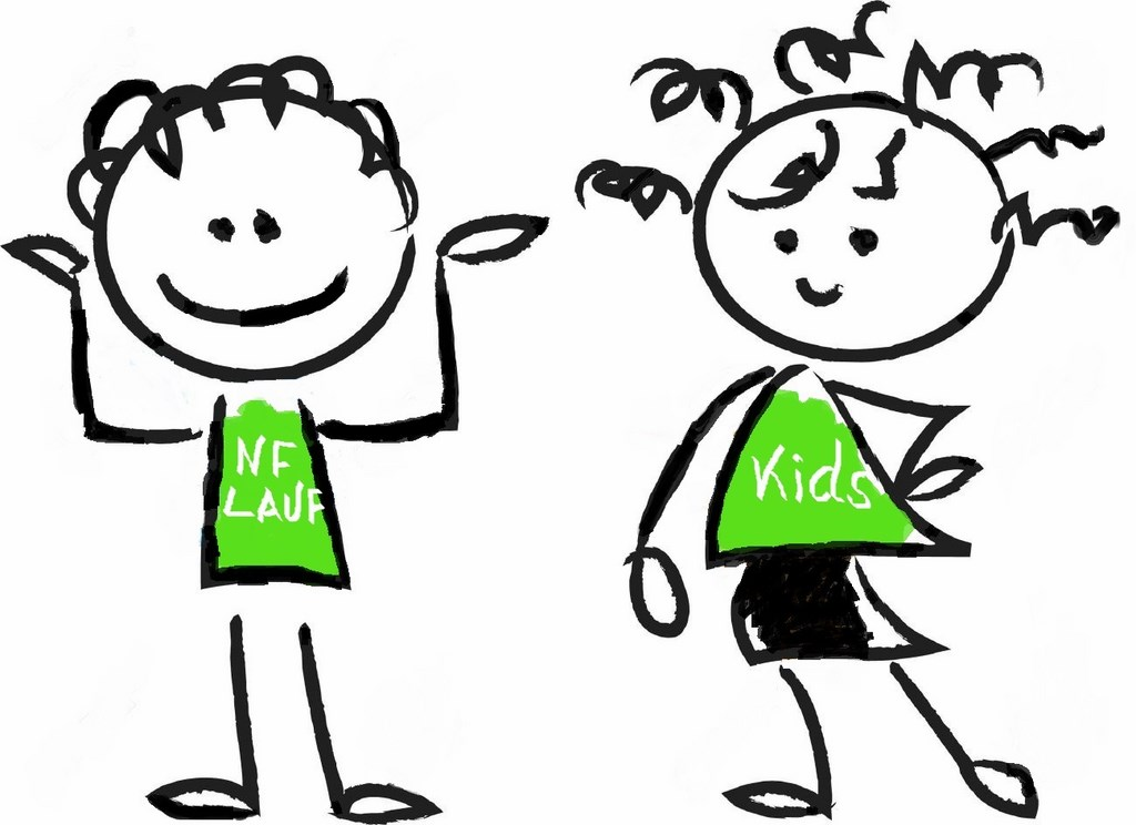 NF Kids Lauftreff – Jeden Dienstag 17:30 Uhr