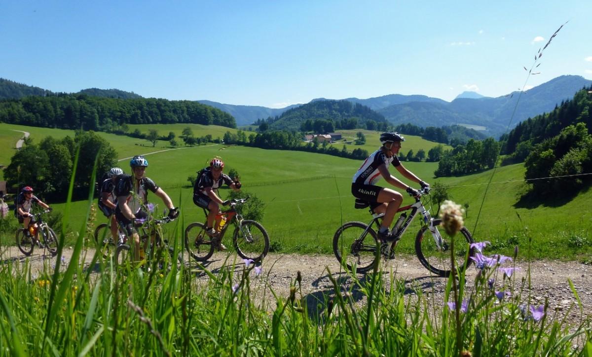 Saisonstart Mountainbike Stammtisch 20. April 2018 / 17:00