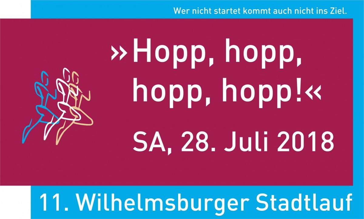 11. Wilhelmsburger Stadtlauf – 28. Juli 2018