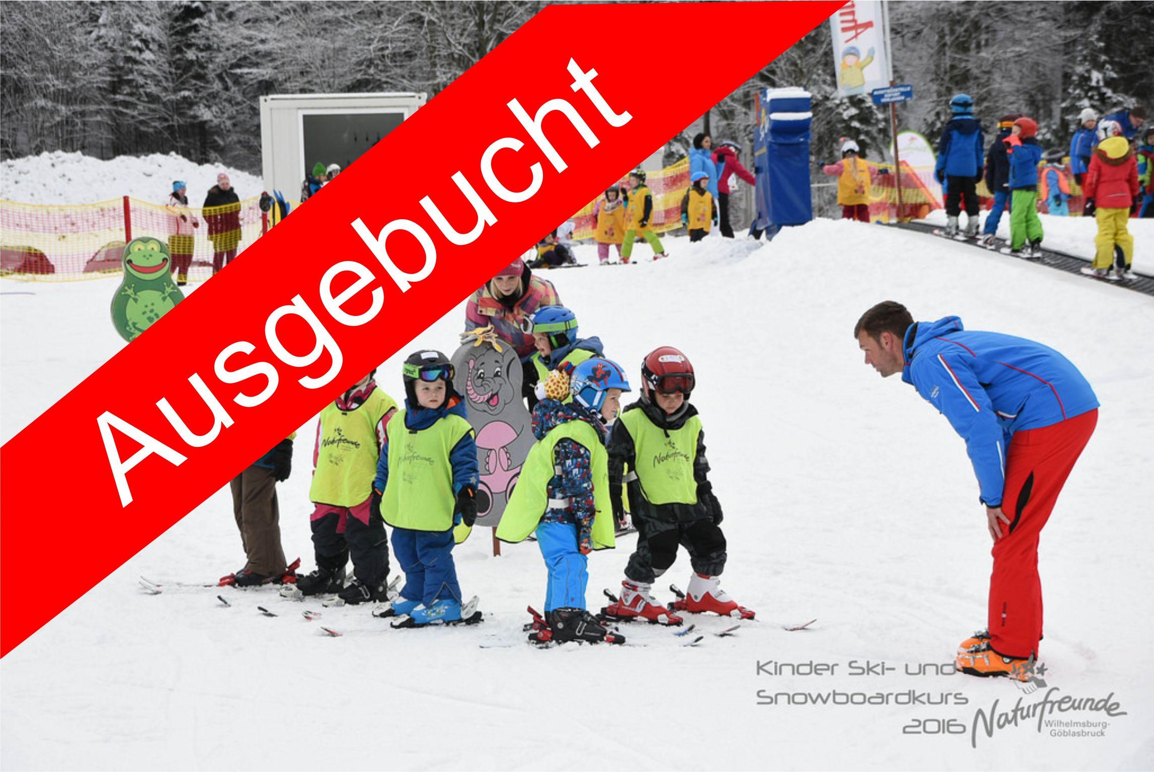 Alle Infos zum Kinderschi u. Snowboardkurs 2019