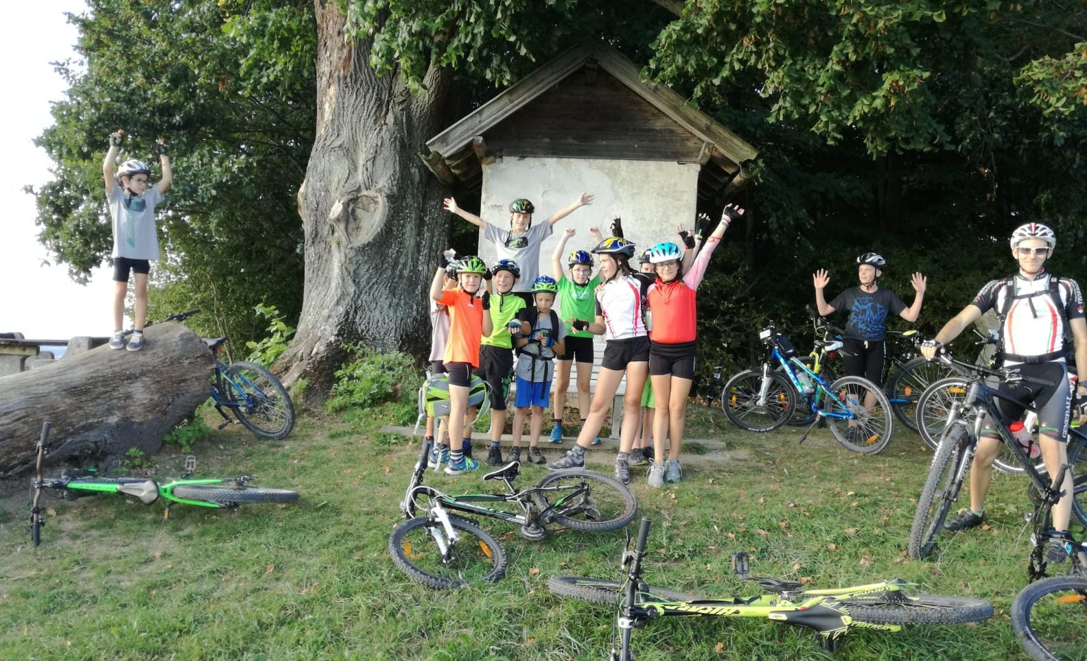 Mountainbike 4 Kids – Alle Termine / KIDS CAMP 2019