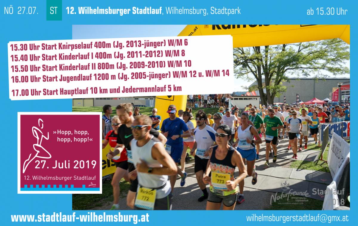 12. Wilhelmsburger Stadtlauf