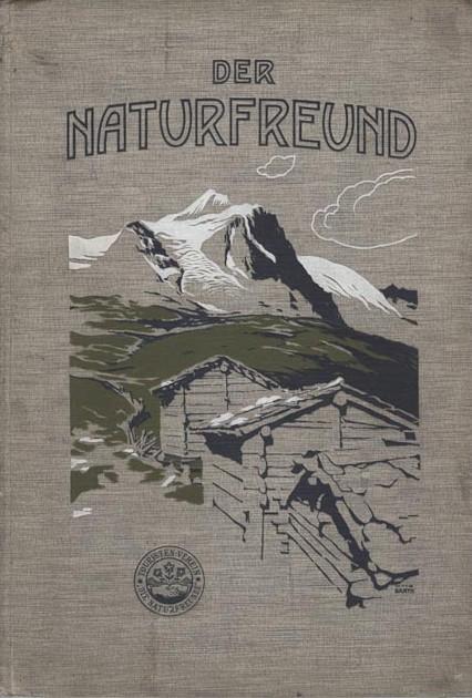 Der Naturfreund Chronik Umschlag