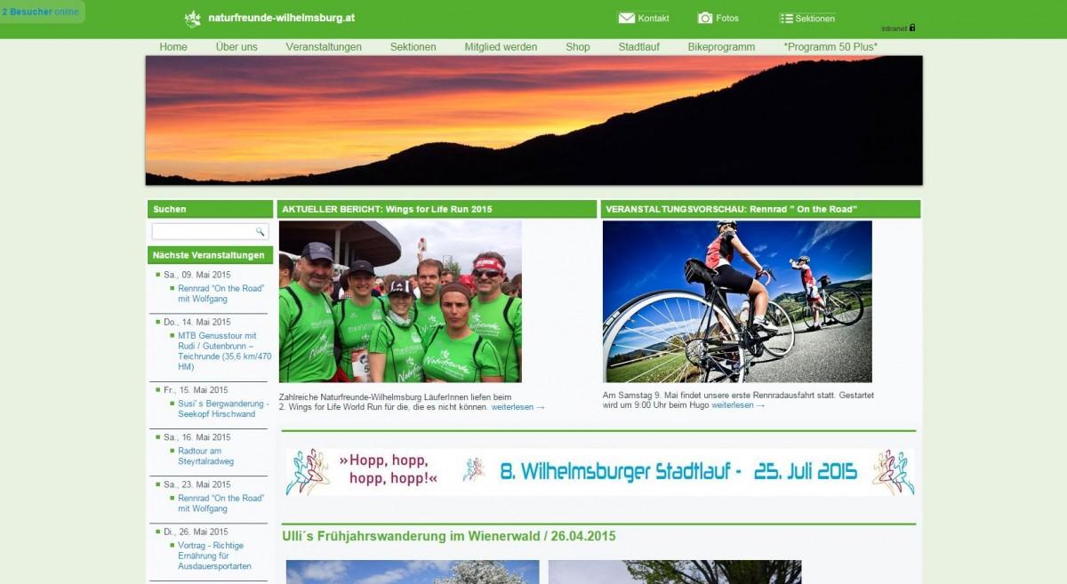 Homepage Design 05 2015