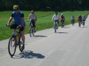 Naturfreunde Radtour