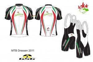 Naturfreunde MTB Dress 2011