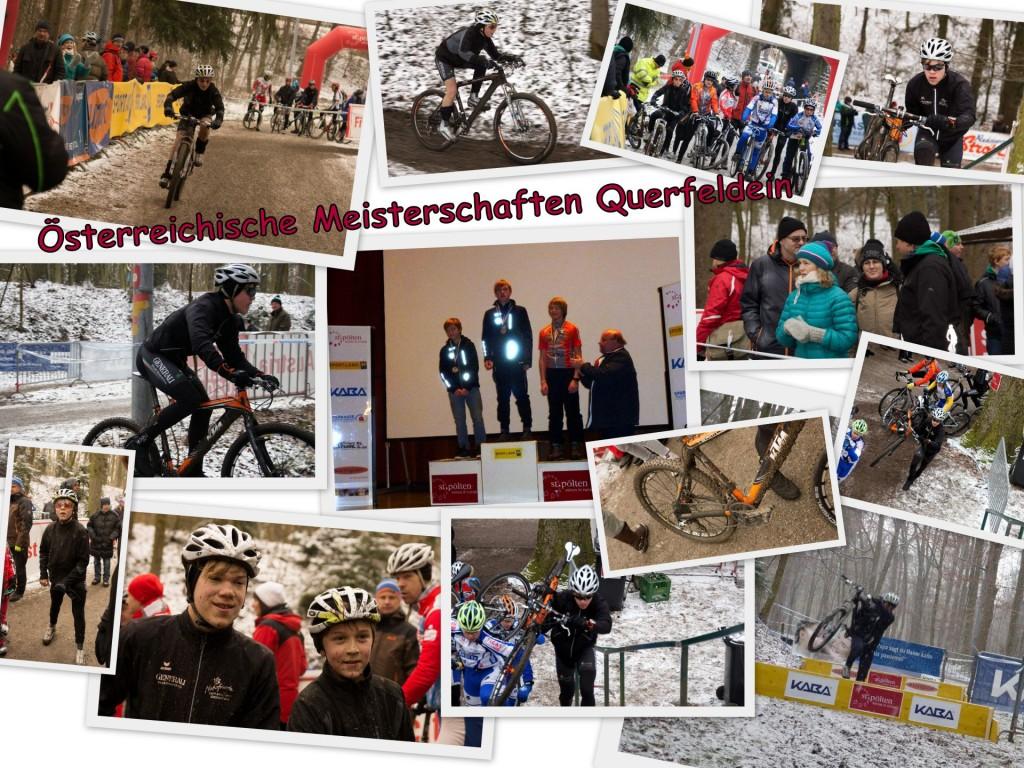 2013-01-13 ÖM Radcross 2013 Collage