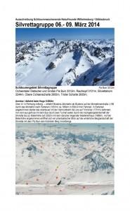 Schitourengebiet Silvrettagruppe - Ausschreibung_Seite_1