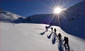 Skitour 2015