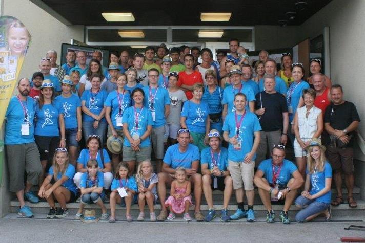 Stadtlauf Team 2015